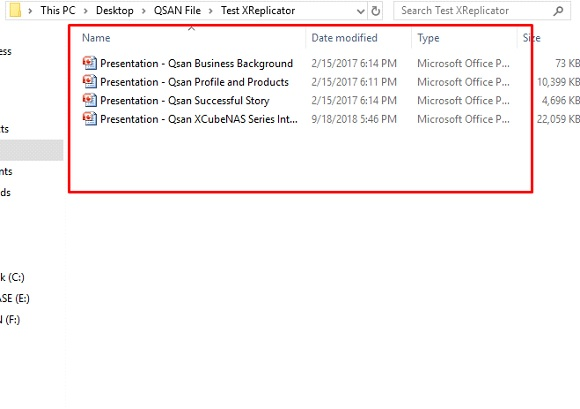 Next jobs Try Delete File &Recovery the File (1)