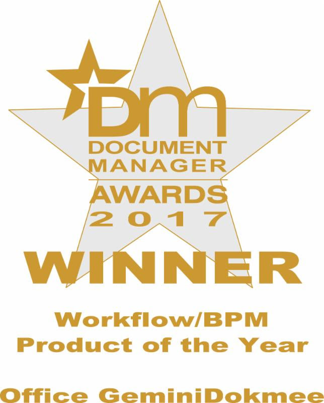 Document Manager Awards 2017