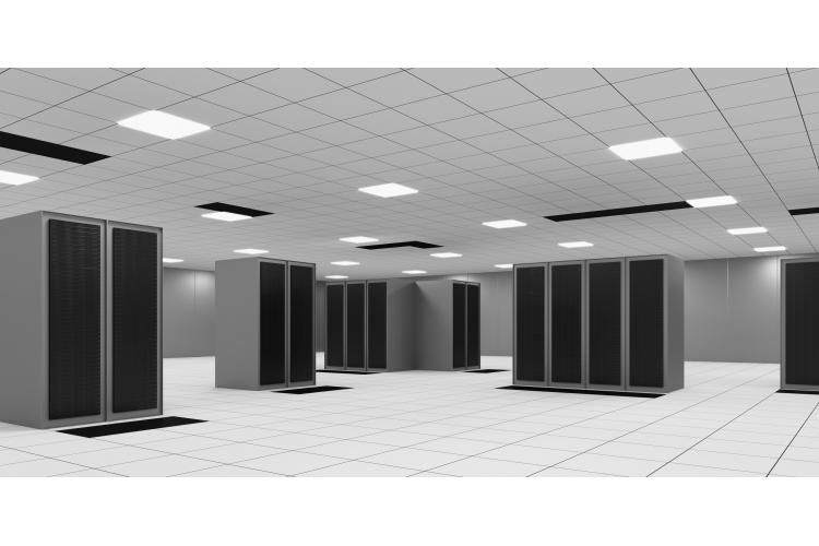 Modern data centers (source: Fotolia 174936567_L © Gorodenkoff)