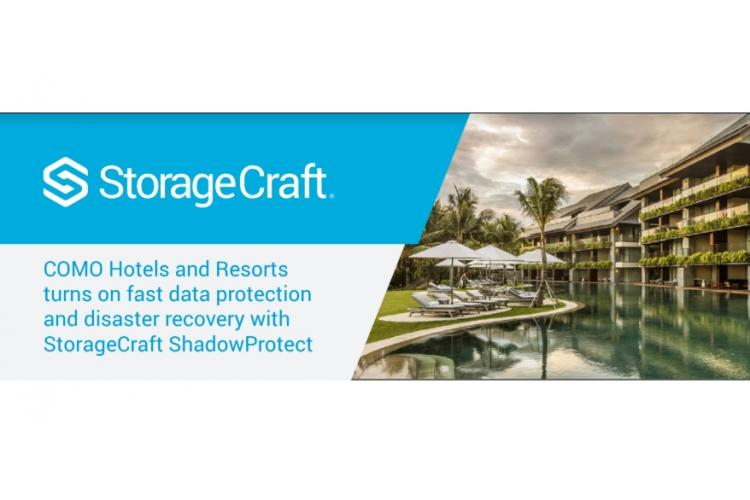 StorageCraft - COMO Hotels and Resort