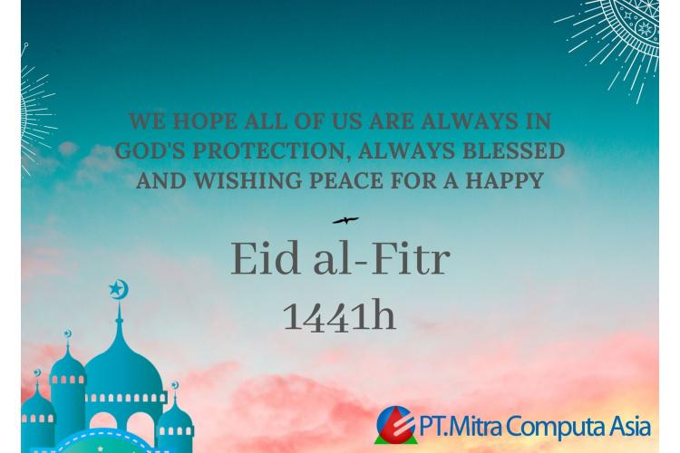 Happy Eid 1441H and Happy Holidays!
