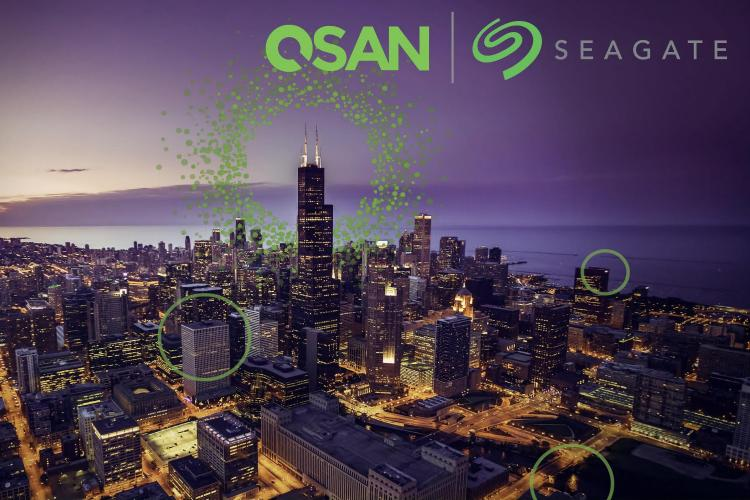 Build Your Datasphere With Seagate And Qsan banner