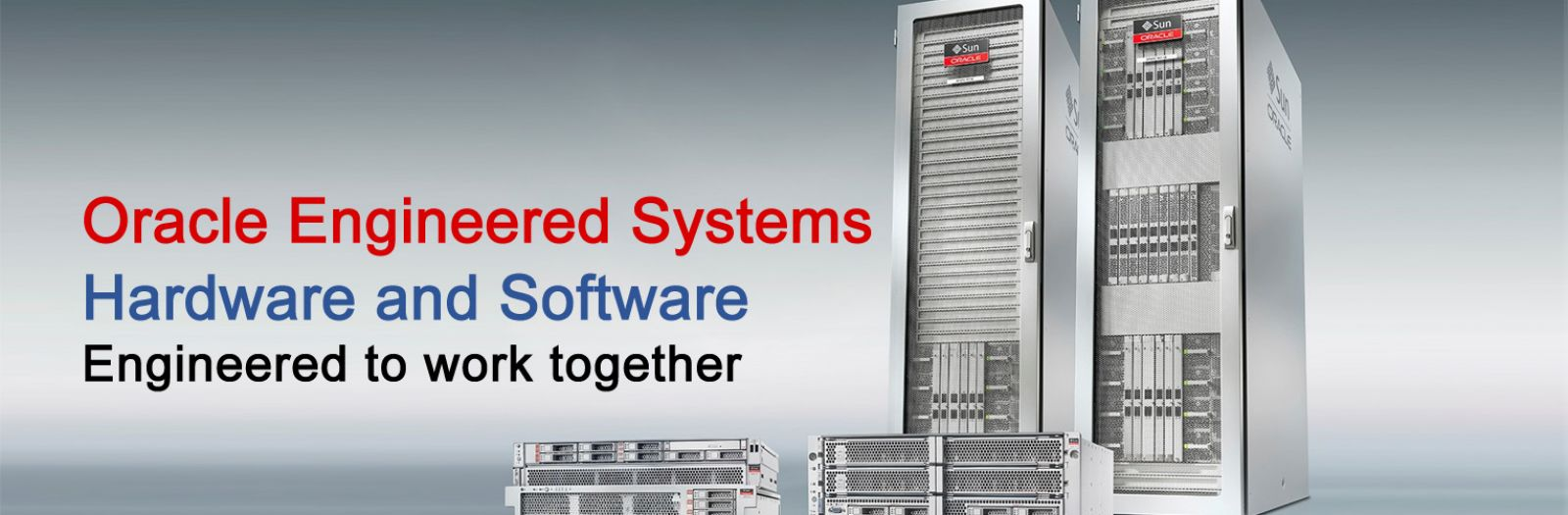 Oracle engineered systems banner.