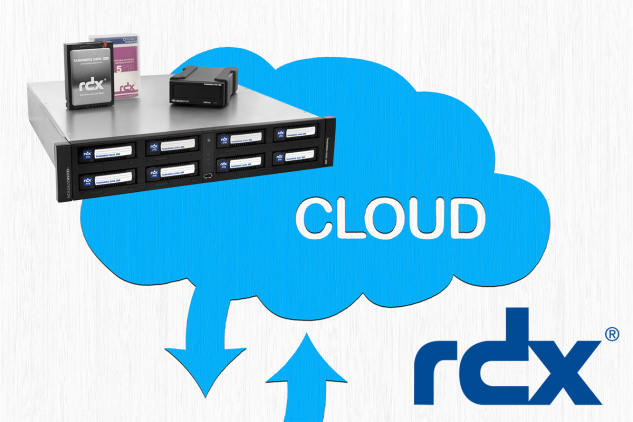 RDX overpower the Cloud limits