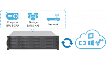 Infortrend EonStor GSi, AI-Enabled Storage Appliance