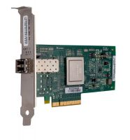 Qlogic QLE2560-SP 8GB single port FC HBA.